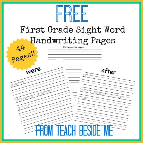 small resolution of Old English Handwriting Worksheets   Printable Worksheets and Activities  for Teachers