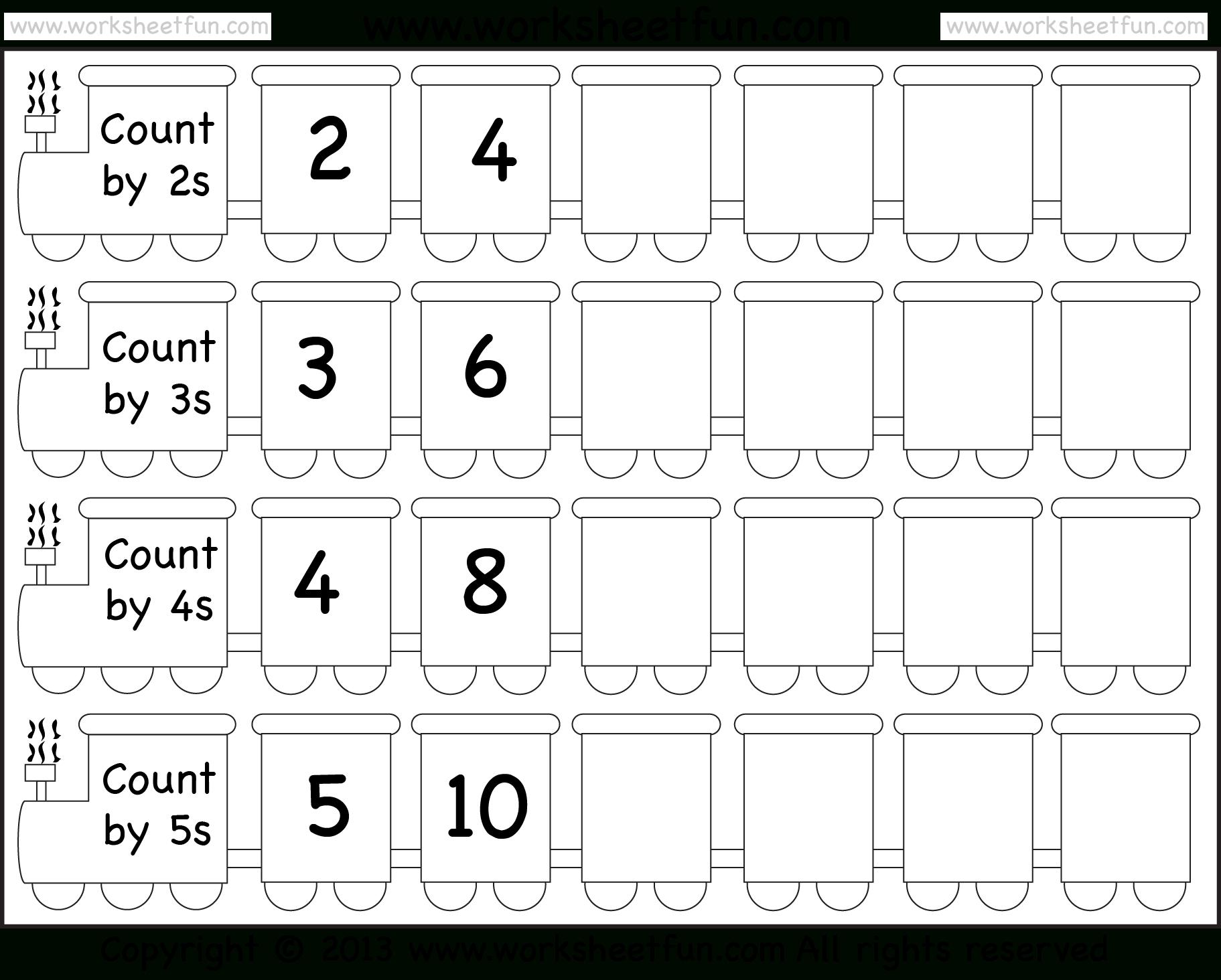 Here Is Printable Counting2 S Worksheet For Kindergarten
