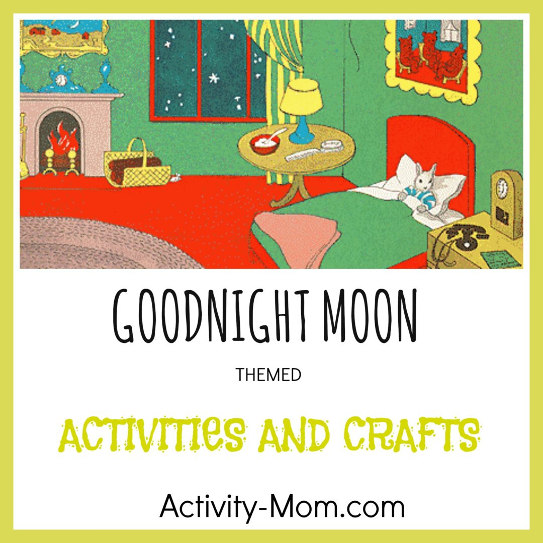 Goodnight Moon Printable Worksheets