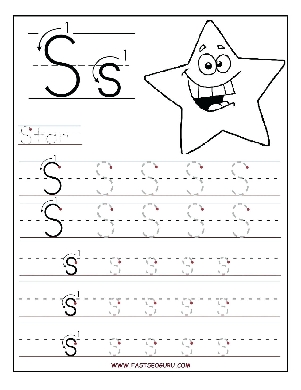Printable Name Tracing Worksheets