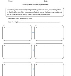 Math Sequencing Worksheets   Printable Worksheets and Activities for  Teachers [ 1662 x 1275 Pixel ]