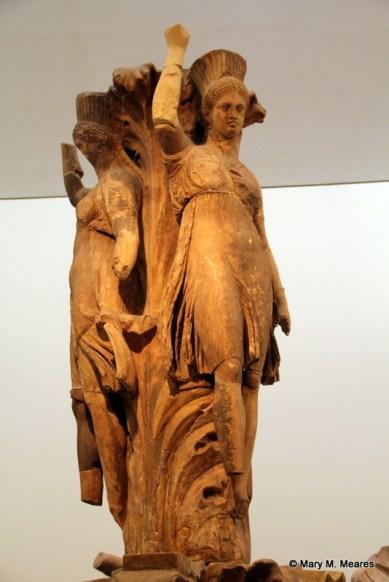 Column of the Dancers, ~330 BCE