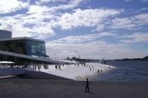 Oslo Norway Marzerk'