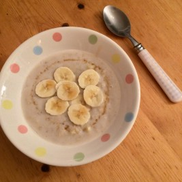 Midweek porridge