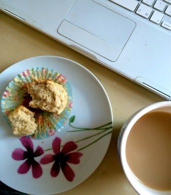 Muffin & tea break