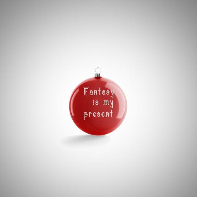 Fantasy Ornament