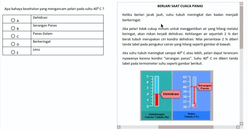 Informasi berikut digunakan untuk menjawab soal nomor 1 dan 2. Latihan Soal Literasi Akm Asesmen Kompetensi Minimum
