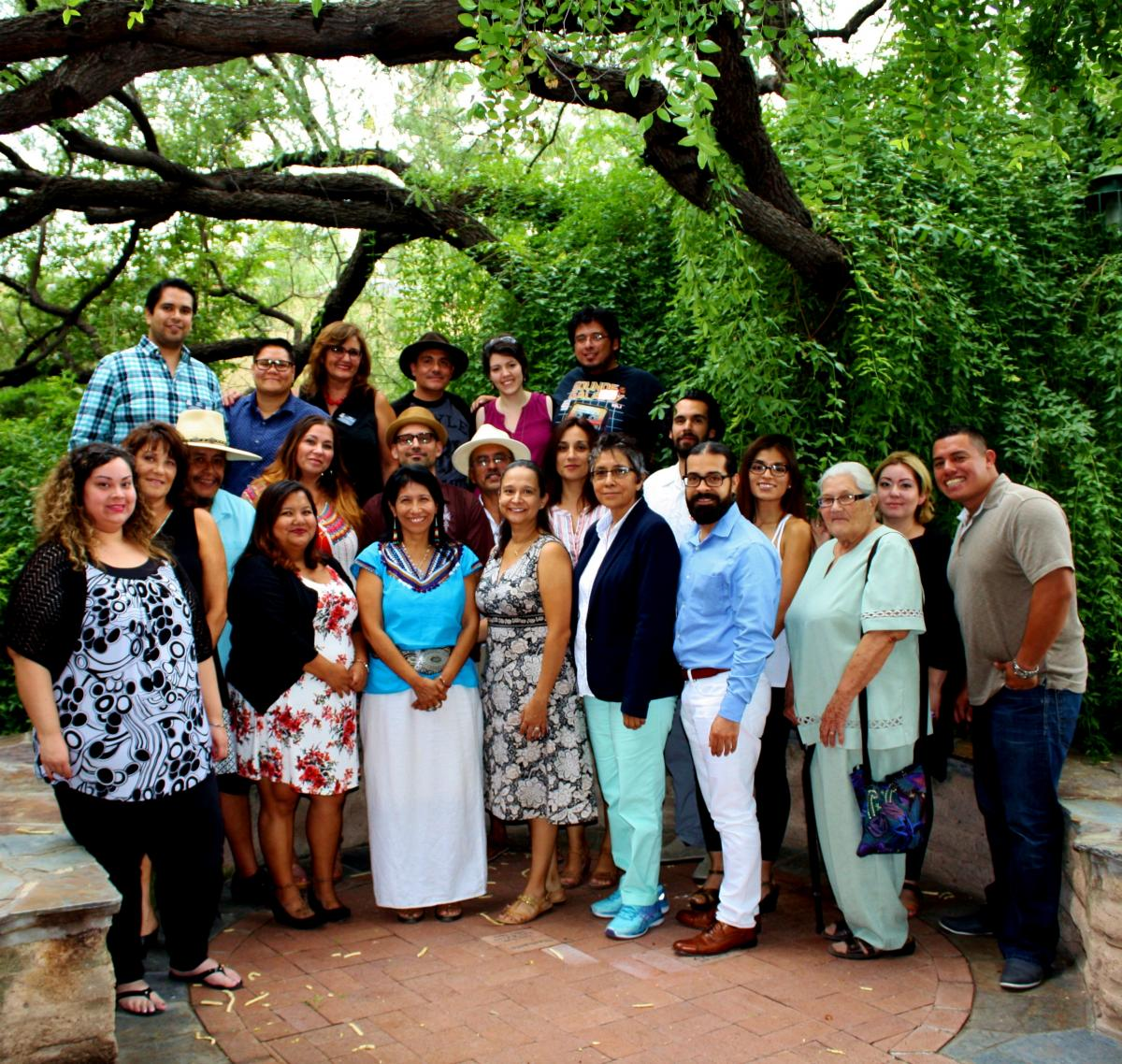 MAS Faculty Staff  Students  The Department of Mexican American Studies