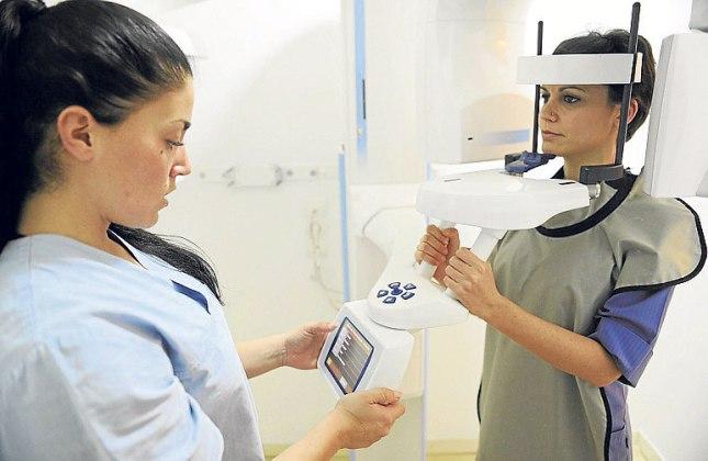 El TAC Cone Beam realiza un estudio completo del paciente.