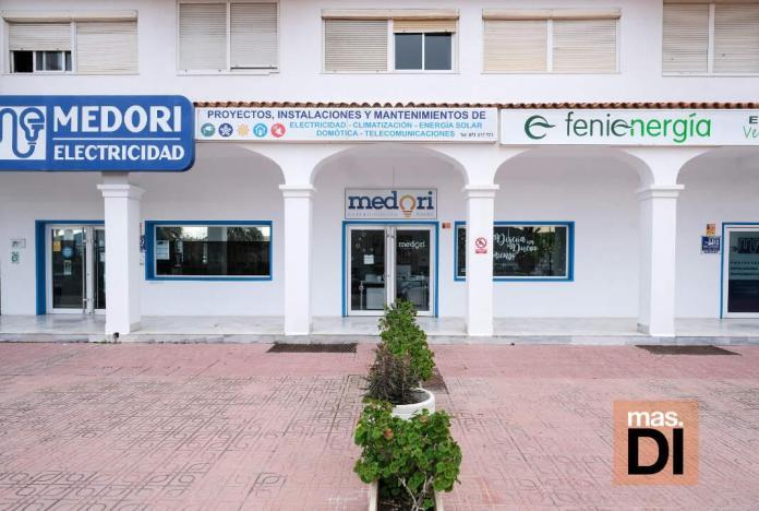 Oficinas de Medori Electricidad y Medori Comunicación