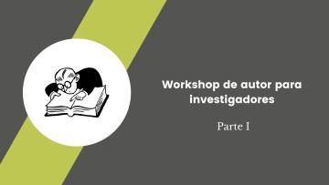2. Workshop de autor para investigadores