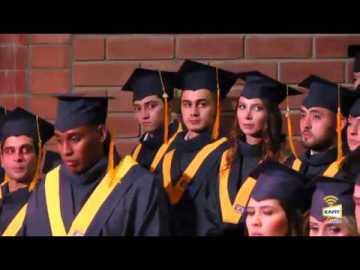 Ceremonias de grados 7 de julio de 2017. 4:00 p.m. pregrados Universidad EAFIT