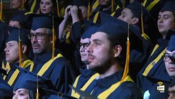 Ceremonias de grados Universidad EAFIT(Emisión en directo) Posgrados septiembre 8 de 2017. 4:00 p.m.