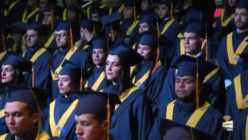 Ceremonias de grados Universidad EAFIT(Emisión en directo) septiembre 8 de 2017. 2:00 p.m.