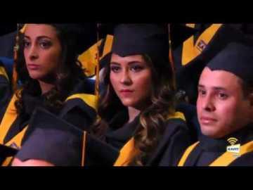 Emisión en directo Ceremonias de grados 7 de julio de 2017. 6:00 p.m. pregrados Universidad EAFIT