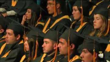 Grados Universidad EAFIT del Miercoles 13 de diciembre de 2017 a las 2:00 p.m.