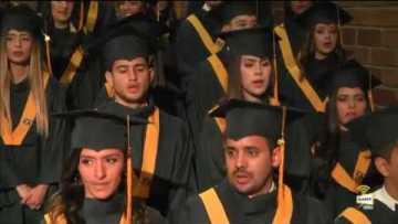 Grados Universidad EAFIT del Miércoles 13 de diciembre de 2017 a las 10:00 a.m
