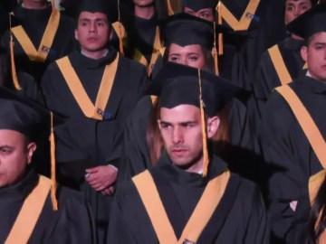Grados Universidad EAFIT del Viernes 6 de Abril de 2018 a las 2:00 p.m.