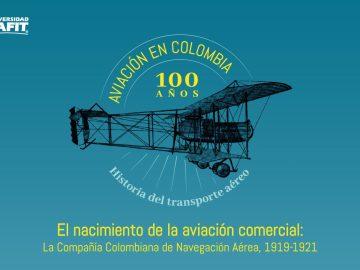 100 años del nacimiento de la aviación comercial