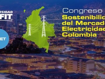 Congreso de Sostenibilidad del Mercado de Electricidad en Colombia