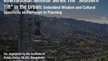Game of thrones- Urban governance in Lima