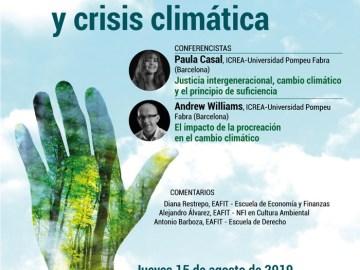 Justicia distributiva y crisis climática