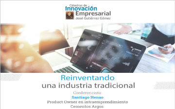 Reinventando una industria tradicional