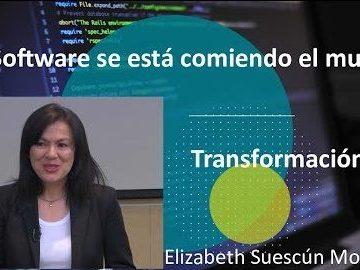 Transformación ágil- el software se está comiendo el mundo