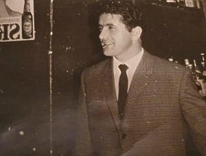 Antonio López López, papá.
