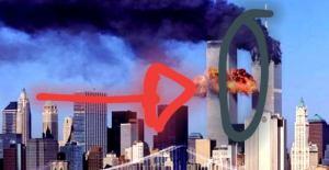 El hueco que había entre las Torre Gemelas de NYC.