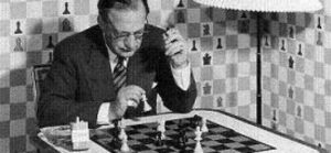 Koltanowski, 1938.