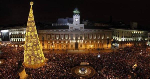 Imagen de la Puerta del Sol