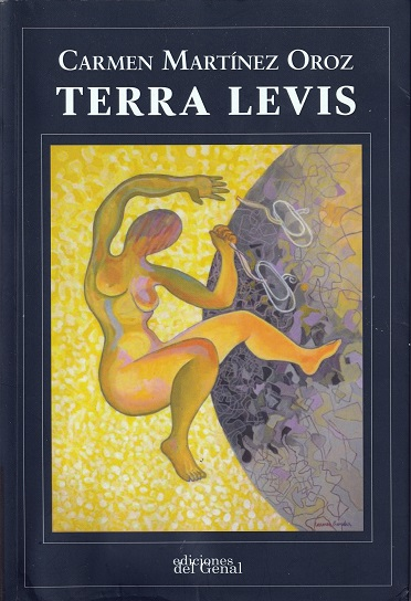 TERRA LEVIS por Carmen Martinez Oroz (portada) pequeña
