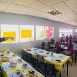 El colegio El Pinar promueve el aprendizaje a través de la gastronomía