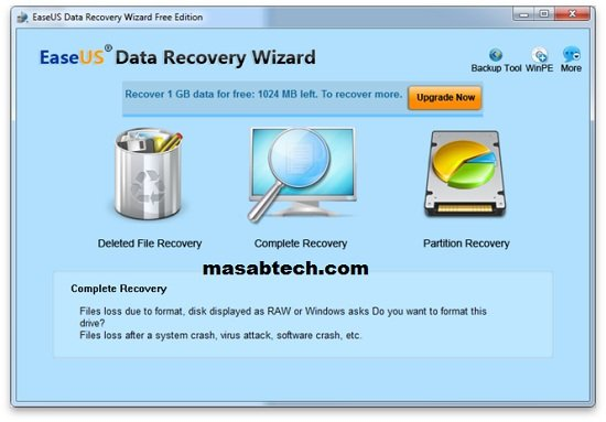 Easeus Data Recovery Wizard 14.2 Crack for Mac with License Key