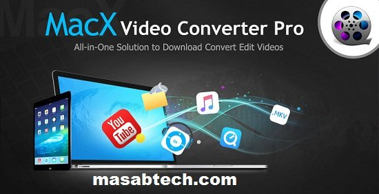 MacX HD Video Converter Pro 6.5.4 With Crack for MacOS 2022