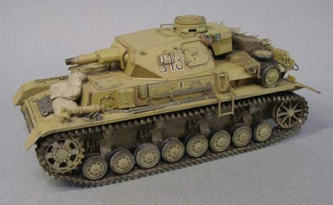 ドイツiv号戦車d型