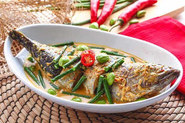 13. Resep Lodeh Ikan Tongkol