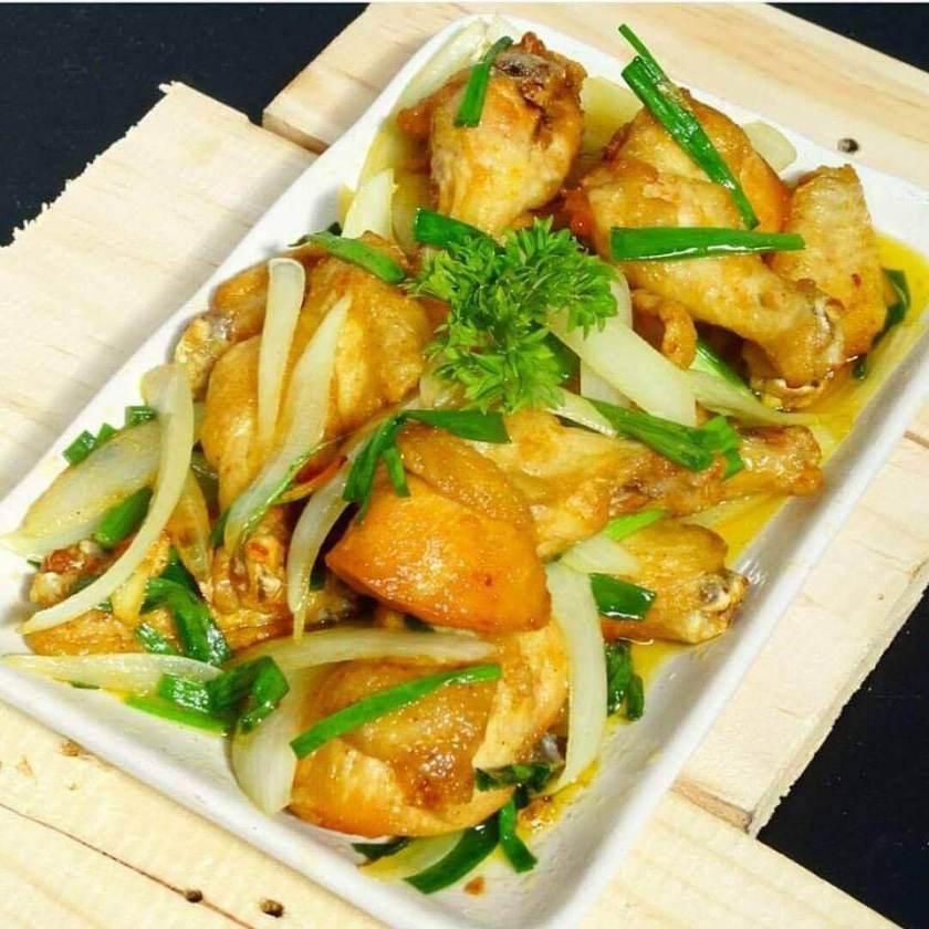 4. Cara Buat Ayam Goreng Mentega