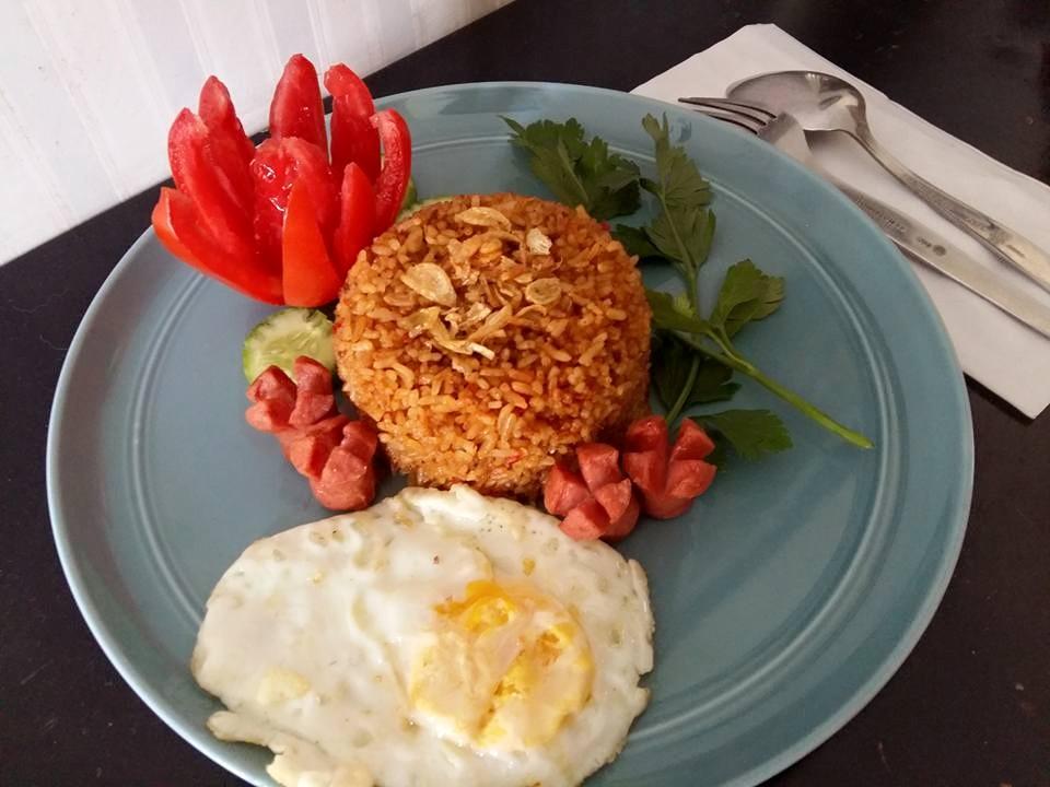 Resep Nasi Goreng Hotel Bintang Lima