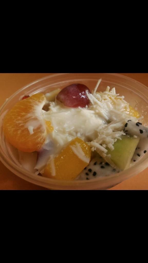 2. Salad Buah Gembira