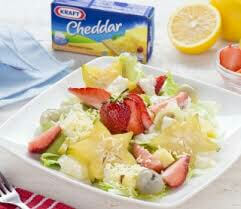 6. Salad Buah Sederhana yang Menyehatkan