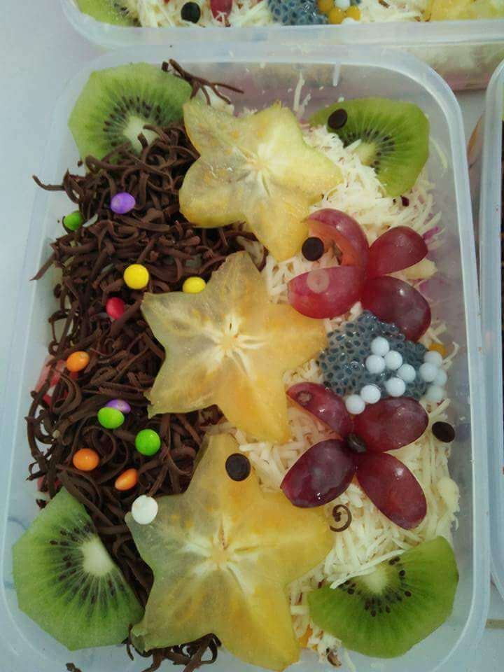 7. Fruit Salad