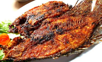 Resep Ikan Bakar Padang