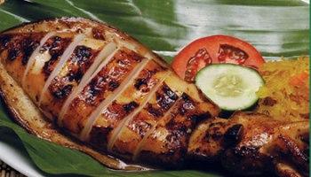 Resep Cara Membuat Seafood Cumi Bakar