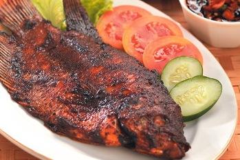 Resep Masakan Ikan Gurame Bakar