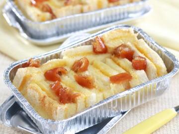 Resep Kue roti puding srikaya