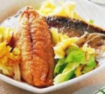 Resep Ikan Kembung Bakar / Panggang