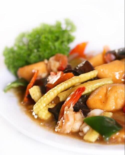 Resep Sapo Tahu Seafood