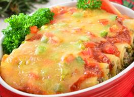 Resep Masakan Buka Puasa Keju Cannelloni Bayam